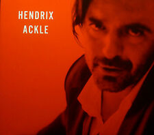 ! CD HENDRIX ACKLE - logbook