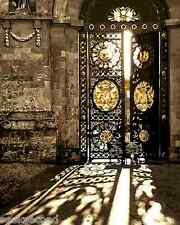 Painting by Number Kit Old Ancient Castle Door Gate Home House Family DIY BB7210
