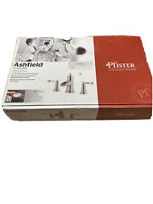 New listing Pfister Ashfield 8 in. Widespread 2-Handle Bathroom Faucet in Brushed Nickel 109