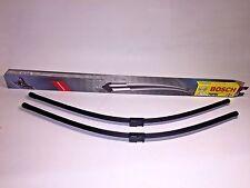 Mercedes-Benz Bosch Front Window Wiper Blade Set NEW S500 S430 S550 S600 S63