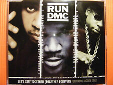 RUN DMC / Let's stay Together - Maxi CD