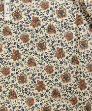 2 yds Vintage Print 'Ozark Calico' Cotton Quilt Fabric,Face Cover,Fabri-Quilt