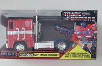 Transformers Auto Bot Optimus Prime Metal Die Cast Hollywood Rides NEW Jada Toys