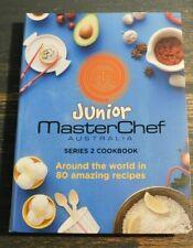 Junior Masterchef Australia Series 2 cookbook S/C 2012