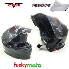 Motorrad-Helme mit Glanz für Schnellverschluss S (von 55)