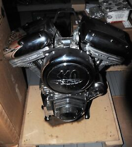 Harley Softail Dyna Glide E Glide Revtech 110 Motor Polierter ausführung 1800ccm