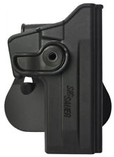 Z1070 IMI Defense Black RH Roto Holster for Sig Sauer 226 9mm,.40,357, P226