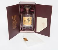Suntory Whiskey HIBIKI 30 Years Old 700ml Empty Bottle Excellent from Japan 02