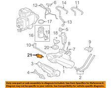 VW VOLKSWAGEN OEM 98-06 Beetle-Fuel Filter 1J0127401A