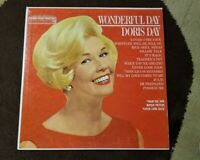 "Vintage 1961 Doris Day ‎""Wonderful Day"" LP - Columbia Records (XTV-82022) NM"