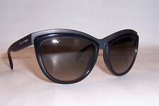 NEW ALEXANDER MCQUEEN SUNGLASSES AMQ 4247/S BLACK/BROWN 3B6-HA AUTHENTIC