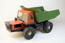 Antique Collectible Big USSR Toy Truck Model Pressed Steel Vehicle Russian БМЗ