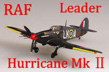 Easy Model 1/72 RAF Hurricane Mk Ⅱ 87 Sqn Squadron Leader 1940/1941 #37245