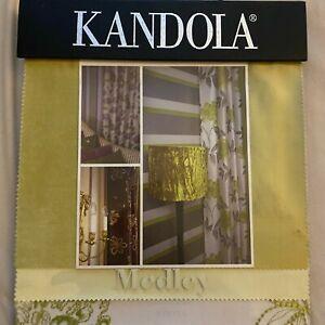 Kandola - Medley   - Fabric Sample Book