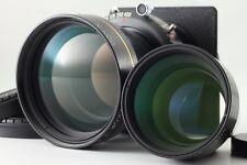 【N MINT+++】Nikkor T ED 360/8 500/11 720/16 Front + 360 500 Rear 2 Lens  W745