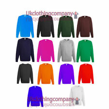 Cotton No Pattern Crew Neck Long Jumpers & Cardigans for Men