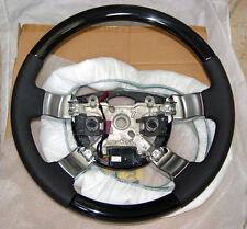 Range Rover L322 2003-2012 Piano Black Custom Heated Steering Wheel