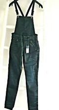 Damen G-star Lynn Biker Hw Skinny Overall Latzhose beschichtet coatet Gr. 29,30