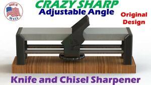 The Original Slide Sharp - Knife sharpener