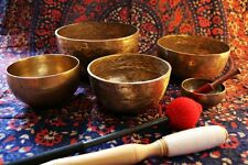 TIBETAN SINGING BOWLS CD, RELAXATION, MEDITATION, HEALING, NEW AGE HEALTH, PEACE