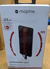 (BRAND NEW) mophie Power Bank 6000 mAh portable Battery Builtin Lightning Cable