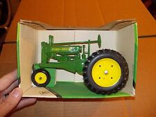 John Deere A tractor 1/16 scale Vintage Ertl Co. NIB NW in Box 539-10D0 1st edit