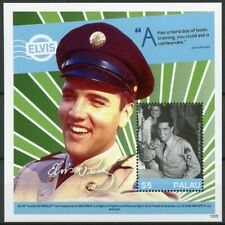 Palau 2018 MNH Elvis Presley Life in Stamps Military Training 1v S/S III Music