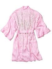 Victoria's Secret New York Fashion Show 2018 Pink Robe Black Limited XS/S M/L