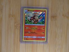 Arcanine Holofoil Sun & Moon Base Set 22/149 NM/MT