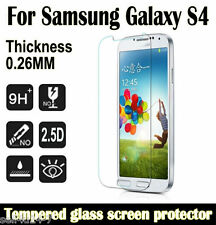 Ultra Thin 9H 0.26mm Tempered Glass Screen Protector for Samsung Galaxy S4 IV