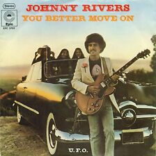 """JOHNNY RIVERS - YOU BETTER MOVE ON / EF.O. 7"""" UNIQUE (B251)"""