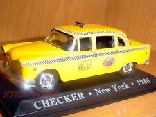 CHECKER TAXI NEW YORK NY  (USA) 1980 1:43 MINT&RARE!!!