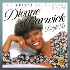 Dionne Warwick – Déjà Vu – The Arista Recordings (1979-1994) 12-cd box