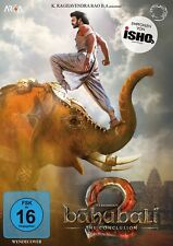 BAHUBALI 2 THE CONCLUSION - Bollywood Film DVD - Erscheint am 1. 2. 2019