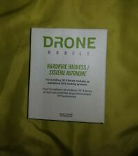 DRONE MOBILE HARDWIRE HARDESS/ Model/DR-HRN-3KHW