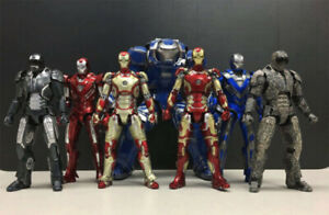 Comicave Studios 1/12 Alloy Iron Man Mark Movable Action Figure Collection Model