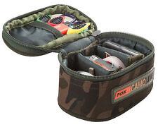 Fox NEW Camolite Mini Fishing Accessory Pouch Bag - CLU319