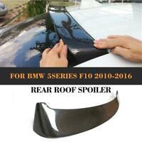 CARBON Heckspoiler Kofferraum Lippe Dachspoiler für BMW 5er F10 Limo 2010-2016