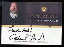 "Cryptozoic Outlander Season 1 Variant AUTO ""Tulach Ard!"" - Graham McTavish"