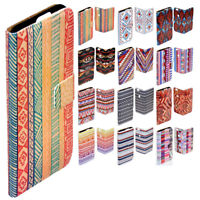 For Sony Xperia Series Navajo Tribal Theme Print Wallet Mobile Phone Case Cover