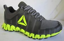 Reebok  ZigTech Zigwild Tr  5.0  Gray  Men Running  Shoes 10.4