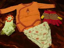 lot layette garçon 4piéces ,6-12mois ,bébé ou gros poupon