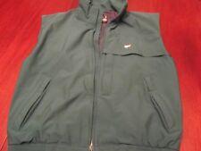 Zero Restriction Augusta Masters Goretex Waterproof Golf Jacket Vest M
