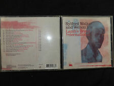 RARE CD SYLFORD WALKER AND WELTON IRIE / LAMB'S BREAD INTERNATIONAL /