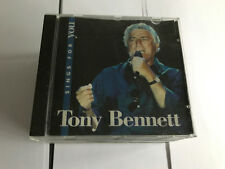 TONY BENNETT CD ALBUM SINGS FOR YOU CHARLY YOU 1 1995 UNPLAYED
