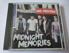 CD ALBUM - MIDNIGHT MEMORIES - ONE DIRECTION (027)