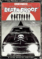 Death Proof (DVD) 2-Disc Set, Extended Directors Cut