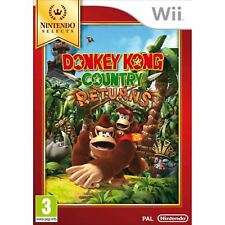Donkey Kong Country Returns For PAL Wii (New & Sealed)