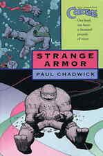 Concrete: Strange Armor TPB #1 (2nd) VF/NM; Dark Horse | save on shipping - deta