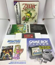 The Legend of Zelda Minish Cap (GBA) CIB Complete in GREAT Condition (Fast Ship)
